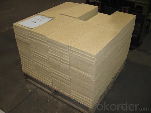 Fireproof Material Insulation Board for Industries Furnaces