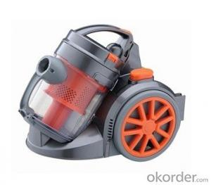Bagless Cyclone Canister Vacuum Cleaner with  with ERP Class A CNCL6231