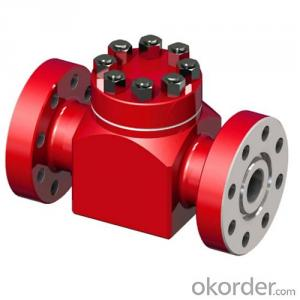 Check Valve of High Quality with API 6A Standard