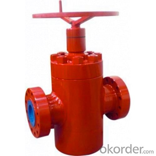 FC Gate Valve of High Quality with API 6A Standard