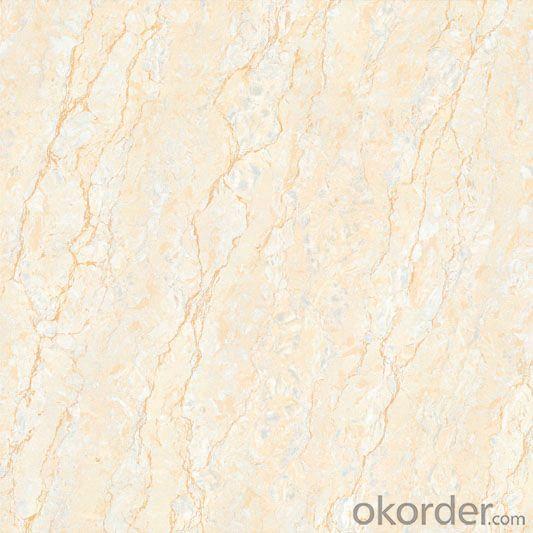 Polished Porcelain Tile Natural Stone Serie Beige Color CMAX36617