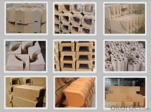Alumina High Strength for Glass Kiln Thermal Insulating Brick