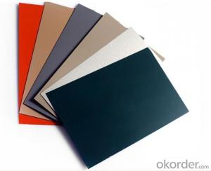 Color Coated Aluminum Sheet for Sale/PPGI
