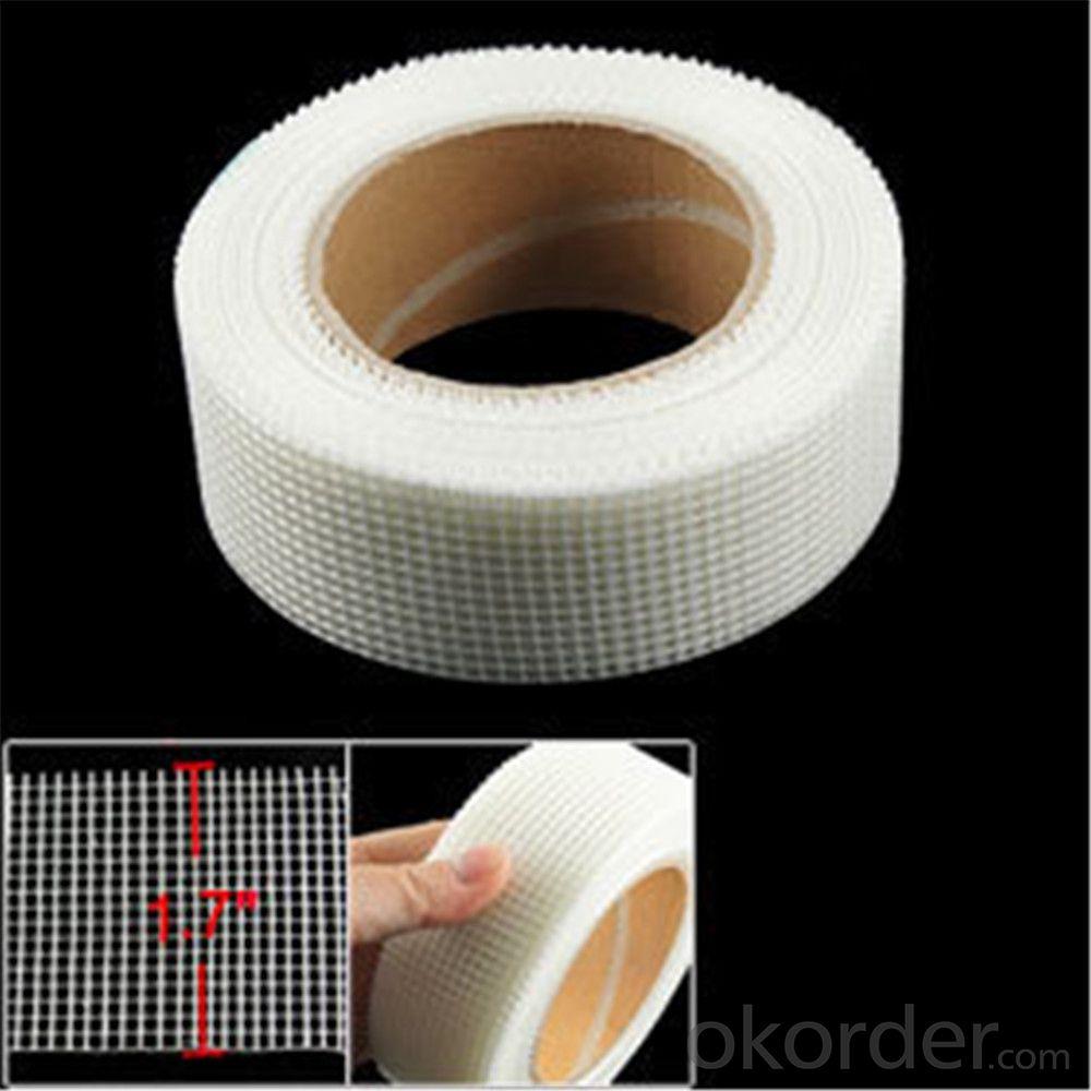 C-glass Fiberglass Mesh Tape for Wall  Material