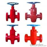 Slab Gate Valve of High Quality with API 6A Standard