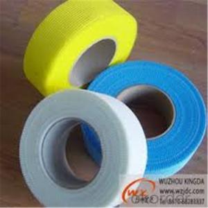 C-glass Fiberglass Mesh Tape for Building Material