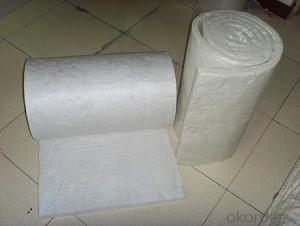 Ceramic Fiber Blanket for Fire Insulation