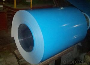 EASY-CLEANING PREPAINTED STEEL COIL FOR CHEMICAL ROOM