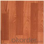 Wood Grain PVC Plastic Floor Cover PVC plastic floor