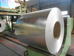 Hot-Dip Galvanized/Aluzinc Steel Coil with High Quality