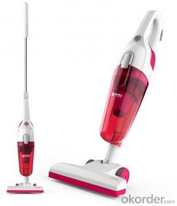 2-in-1 Stick and Handheld Vacuum Cleaner with HEPA filter CNST6240