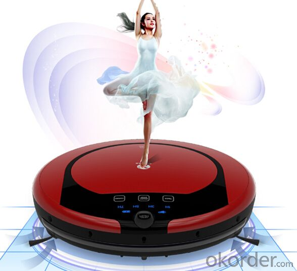 Robot Vacuum Cleaner Featured Multifunctional UV Auto Recharge