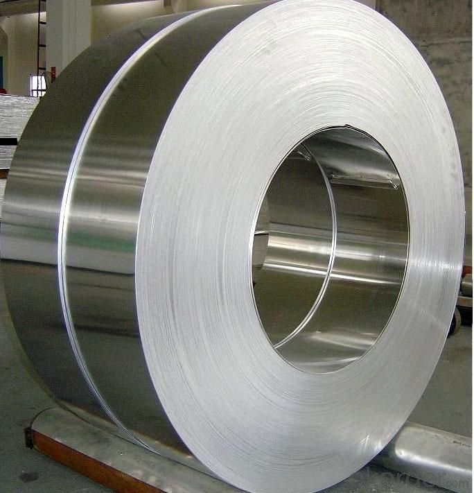 stainless steel tape bright 2b finished cold rolled