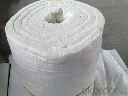 Ceramic Fiber Blanket Used for  Steel  Field
