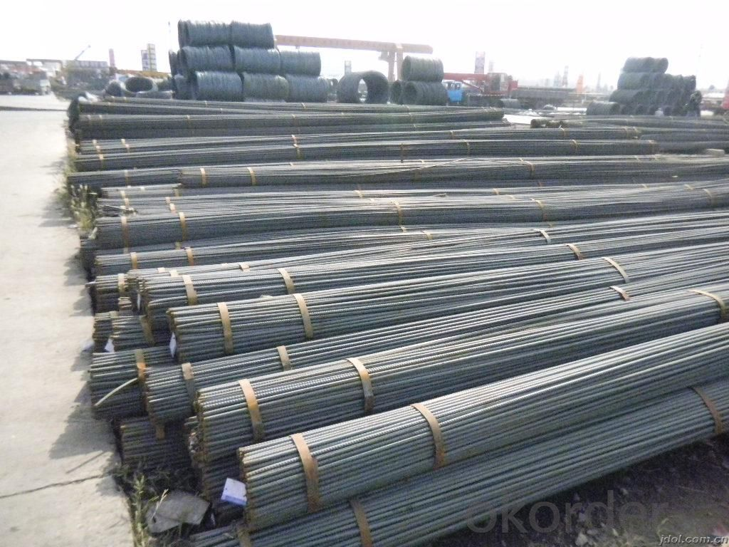 ASTM GR60  deformed steel bar for construction