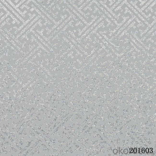 Metallic Wallpaper Multifunctional Jeddah Oriental Design Wallpaper