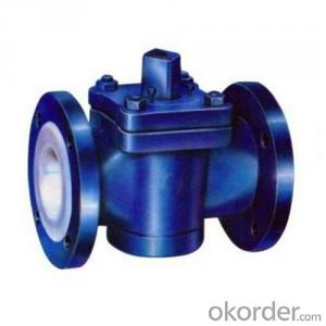 Plug Valve of High Quality with API 6A Standard