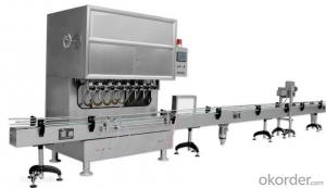 Automatic Filling Machine for Cooking Oil