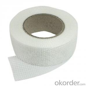 E-glass Fiberglass Mesh Tape for Architecture Material