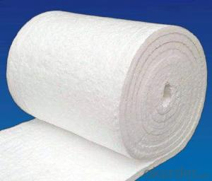Ceramic Fiber Blanket  1260C for  Steel