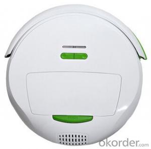 Robot Vacuum Cleaner with Robotic Intelligent Brain CNRB706