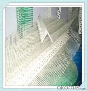 Fiberglass Mesh Applicated on Buildings' Wall