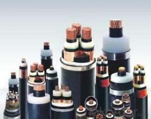PVC/PE/XLPE/Copper/Insulated/Copper/Rubber Cable