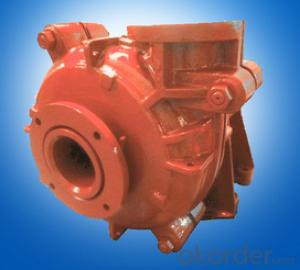 Mining Used Diesel Centrifugal Horizontal Rubber Lined Industrial Slurry Pumps