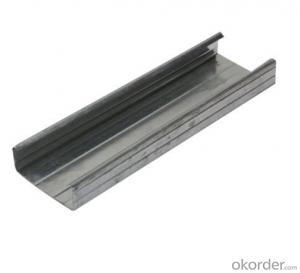 Metal C Channel C  Channel Metal  Stud  Size