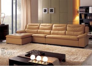 Grain Leather sofa Home Furniture on Sale