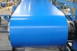 Prepainted galvanized rolled Steel Coil -in China