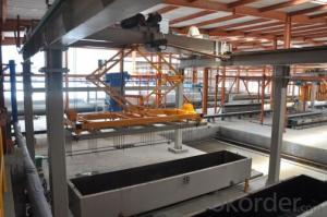 Aerated Concrete Brick Production Line