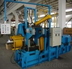 250 Copper Continous Extrusion Machine with High Capactity