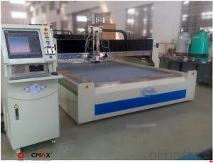 CNC Gas Cutting Machine In No Need of Fabrication for the Working Parts