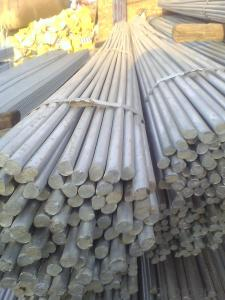 Q235 size 5mm to 100mm steel round bar for construction