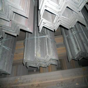 HOT ROLLED STEEL ANGLE BAR EAL QUAL ANGLE BAR Q235 JIS