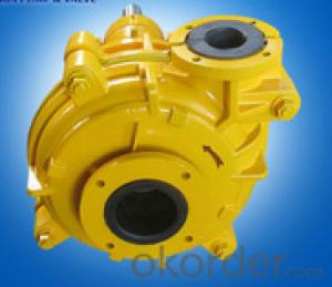 Strong Anti-abrasive Slurry Motor Centrifugal Pump