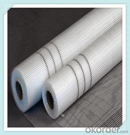 Fiberglass Mesh Reinforcement Concrete 70g