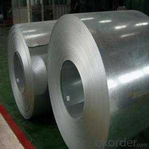 Hot Dipped Galvanized Steel Coil High Quality