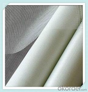 Fiberglass Mesh with Effect Reinforcement