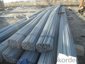 GB400 Deformed Steel Bars for construction