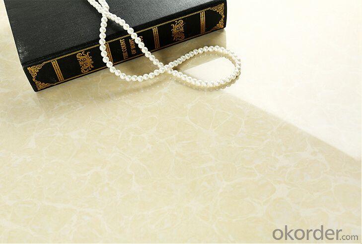 Ceramic Polished Porcelain Floor Tiles Pink Bright Pearl Polished Tile