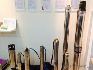 Borehole Deep Well Submersible Pumps with high quality and performance