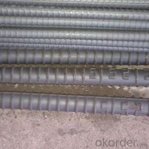 Deformed Steel Bar HRB4000 HRB500 ASTM A615 GR40/GR60