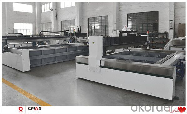 CNC High Definition Plasma Cutting Machine Narrow Cutting Gap