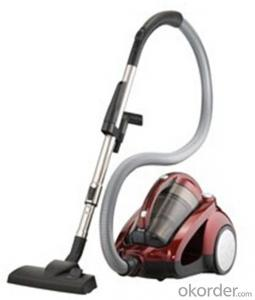 Cyclonic Vacuum Cleaner Canister Bagless Vacuum Cleaner with ErP Certificate CNCL4002