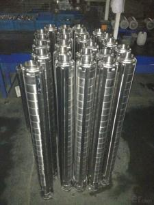 Borehole Deep Well Submersible Pump with High quality