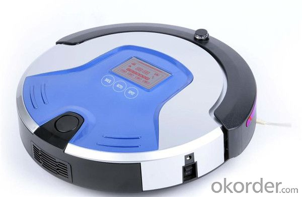 Robot Vacuum Cleaner with Sweep and Mop 5 in 1