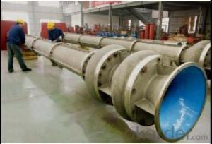 Vertical Turbine Water Pump for Pump Station