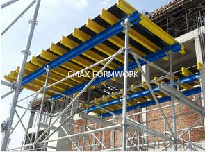 Table Formwork with Ring-Lock Scaffolding for Slab Formwork System
